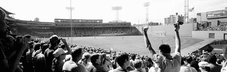 Fenway Park Boston Massachusetts