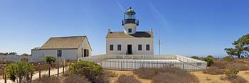 Lighthouse Old Point Loma Lighthouse Point Loma C