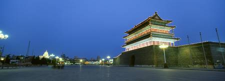 Zhengyang Tower Beijing China