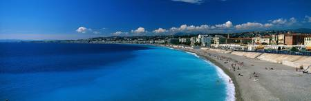 Mediterranean Sea French Riviera Nice France