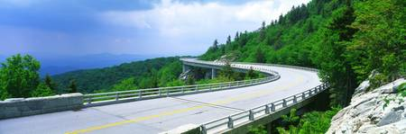 Linn Cove Viaduct Milepost 304 Blue Ridge Parkway