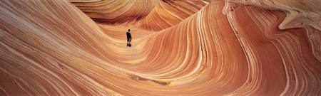 The Wave Coyote Buttes Pariah Canyon AZ/UT