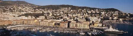 City at the waterfront Nice French Riviera Proven