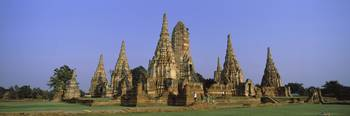 Temples Thailand
