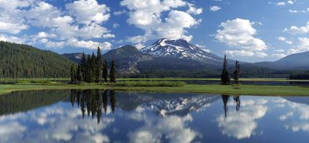 Sparks Lake OR