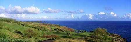 Golf Course Manalee Bay Lanai HI