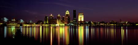 Night Louisville KY
