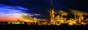 Night Oil Refinery