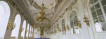 Interiors of a palace
