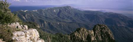 Sandia Mountains Albuquerque NM