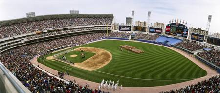 Comiskey Park Chicago