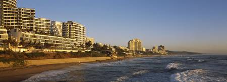 High rise apartments at the waterfront Umhlanga D