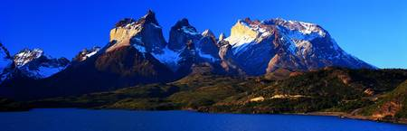Torres de Paine National Park Chile