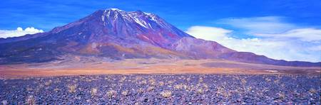 Mountain Atacama Desert Chile