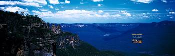 Sky Way Cable Car Blue Mountains Australia
