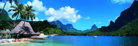 Moorea French Polynesia
