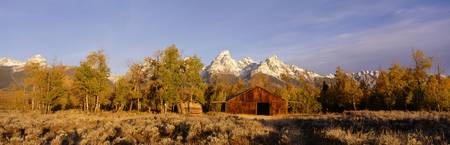 Homestead Dude Ranch Grand Teton National Park WY