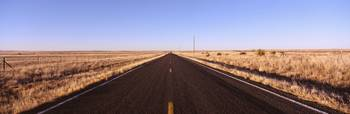 Road through NM