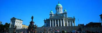 Cathedral Helsinki Finland