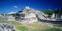 Ruins of El Rey Cancun Mexico