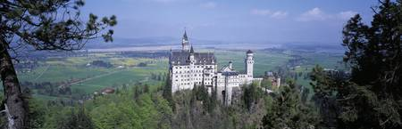Neuschwanstein Palace Bavaria Germany