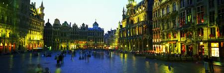 Grand Palace Brussels Belgium