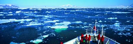 Boat Antarctic