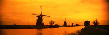 Windmills Netherlands