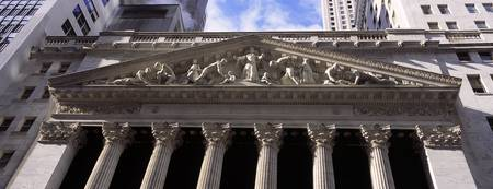 New York Stock Exchange Wall Street NY