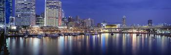 Darling Harbor Sydney Australia
