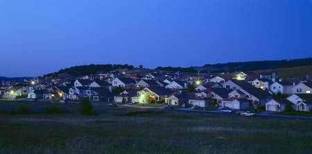 Housing at Night