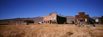 Ghost Town Bodie CA