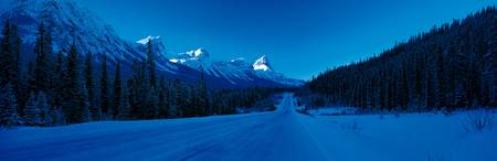 Icefields Parkway Banff National Park Alberta Can