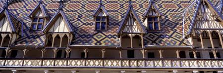 Detail Hotel Dieu Beaune Burgundy France