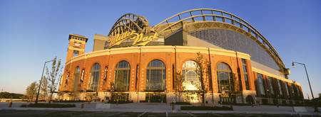 Miller Park Milwaukee WI