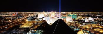 City from Mandalay Bay Resort and Casino