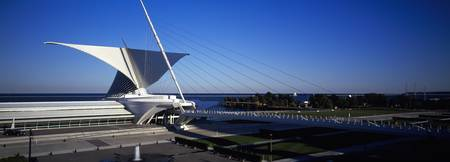 Milwaukee Art Museum Milwaukee WI