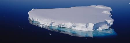 Ice Floes Ross Sea Antarctica