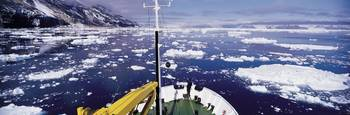 Pack Ice Ross Sea Antarctica