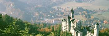 Neuschwanstein Castle Schwangau Bavaria Germany