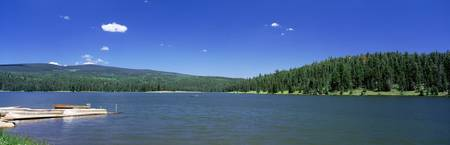 Fort Apache Indian Res  Reservation Lake White Mt
