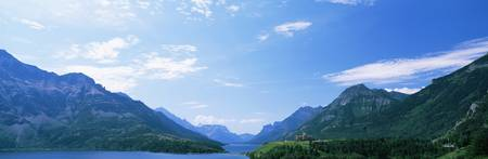 Waterton Lake Prince of Wales Hotel Waterton Glac