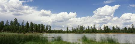 Whitehorse Lake nr Williams AZ