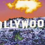 """Sign Hollywood CA"" by Panoramic_Images"