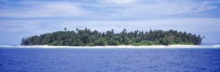 Island in the sea Indonesia