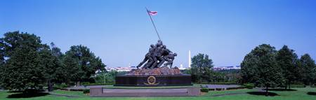 Iwo Jima Memorial Arlington VA
