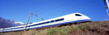 High Speed Train Italy