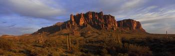 Superstition Mountains Lost Dutchman State Park A