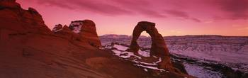 Delicate Arch Arches National Park UT