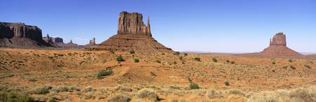 Monument Valley Tribal Pk Navajo Res Fr Scenic Dr